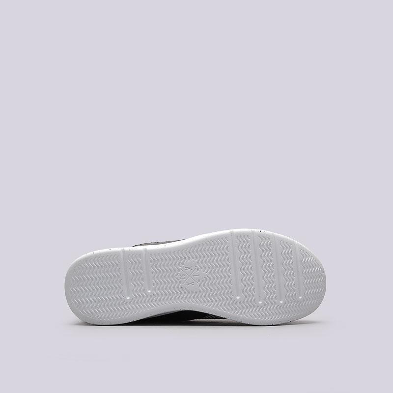 мужские белые, чёрные  кроссовки  k1x rs 93 x-knit 1161-0307/0101 - цена, описание, фото 2