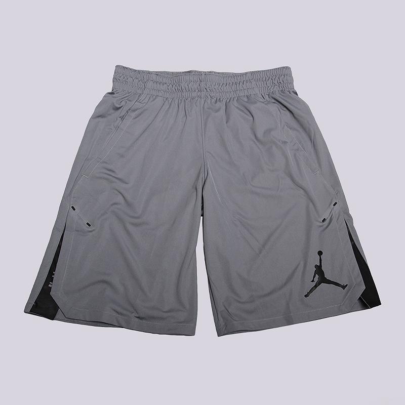 Шорты Jordan 23 Alpha KnitШорты<br>100% полиэстер<br><br>Цвет: Серый<br>Размеры US: S;M;L;XL;2XL<br>Пол: Мужской