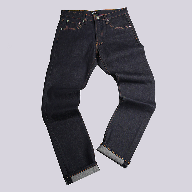Джинсы Stussy USA Raw Denim Jean