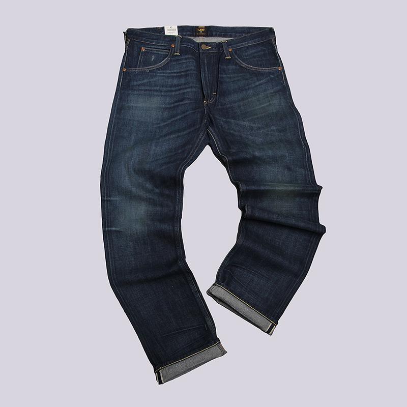 Джинсы Lee 101Брюки и джинсы<br>100% хлопок<br><br>Цвет: Синий<br>Размеры : 31/34;34/34<br>Пол: Мужской