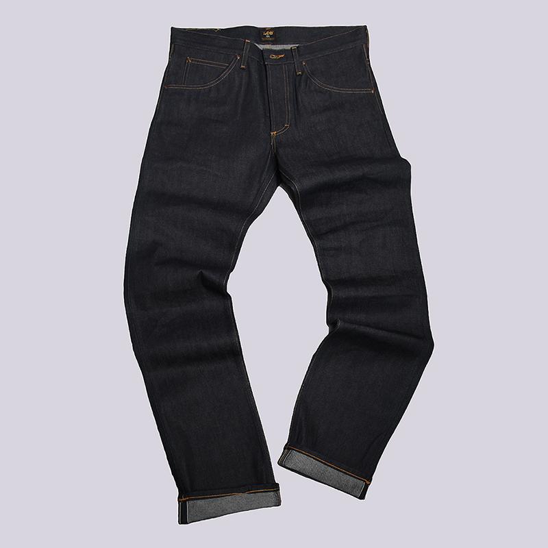 Джинсы Lee 101Брюки и джинсы<br>100% хлопок<br><br>Цвет: Синий<br>Размеры : 33/34<br>Пол: Мужской