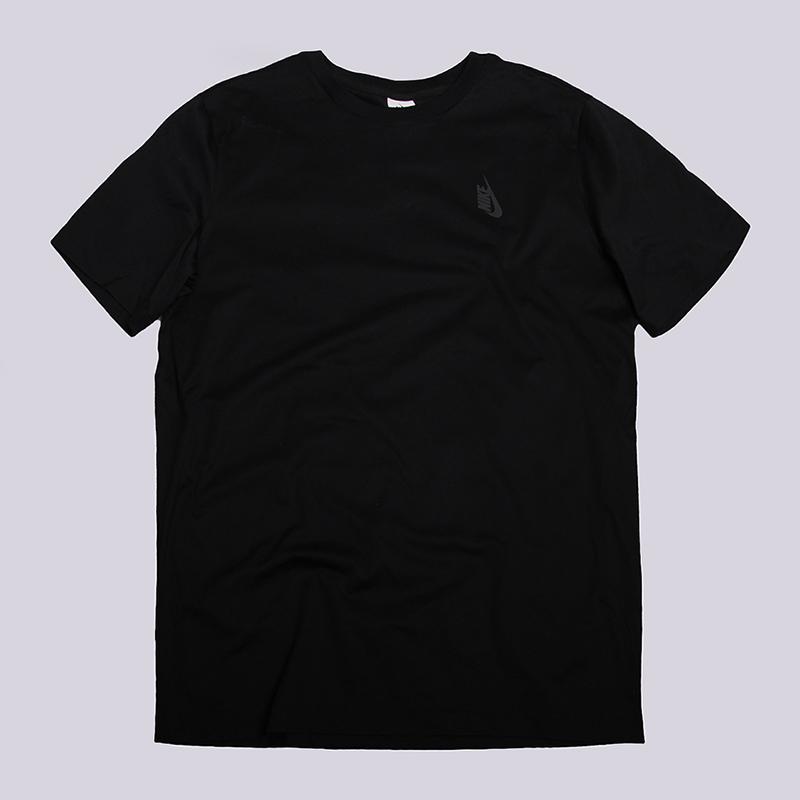 Футболка Nike Sportswear Lab Essentials TeeФутболки<br>100% хлопок<br><br>Цвет: Черный<br>Размеры US: M;L<br>Пол: Мужской