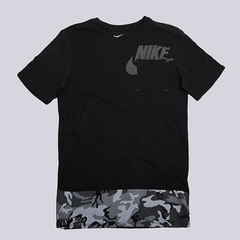 Футболка Nike Sportswear Bonded Futura Tech 2