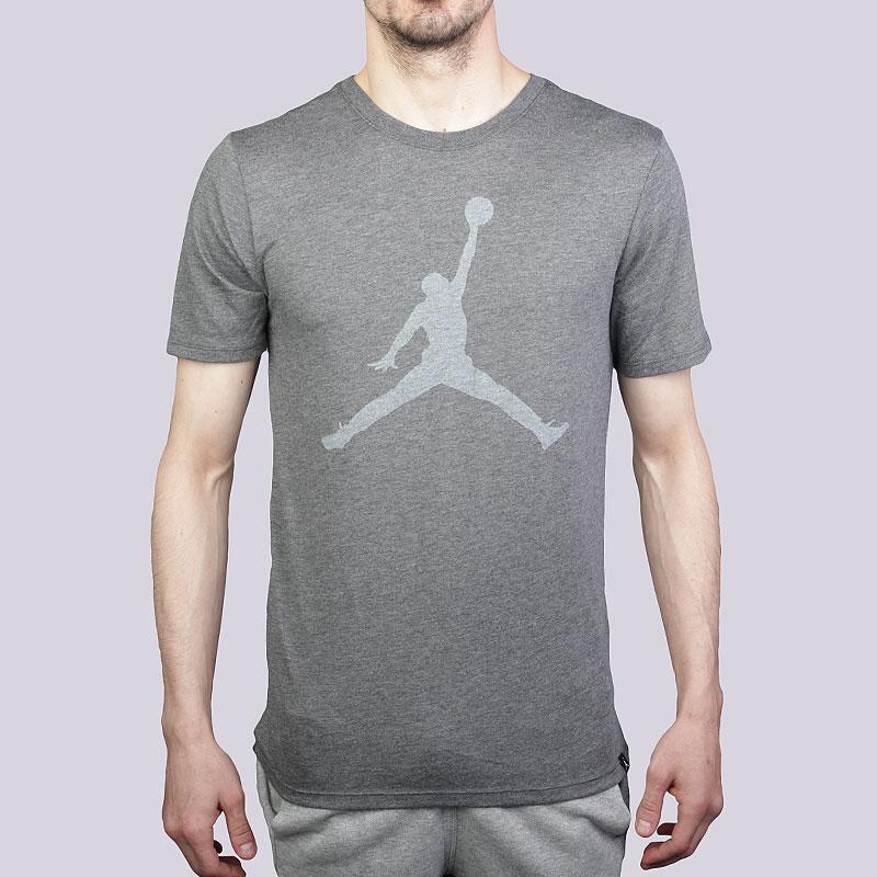 Футболка Jordan M JSW Tee Iconic Jumpman Logo