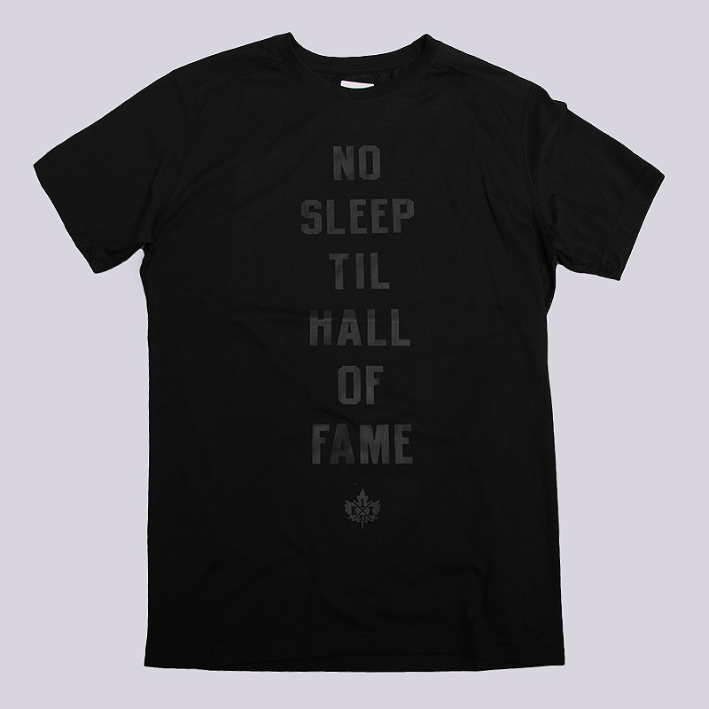 Футболка K1X Core No Sleep T-ShirtФутболки<br>85% полиэстер, 15% хлопок<br><br>Цвет: Черный<br>Размеры US: S;L<br>Пол: Мужской