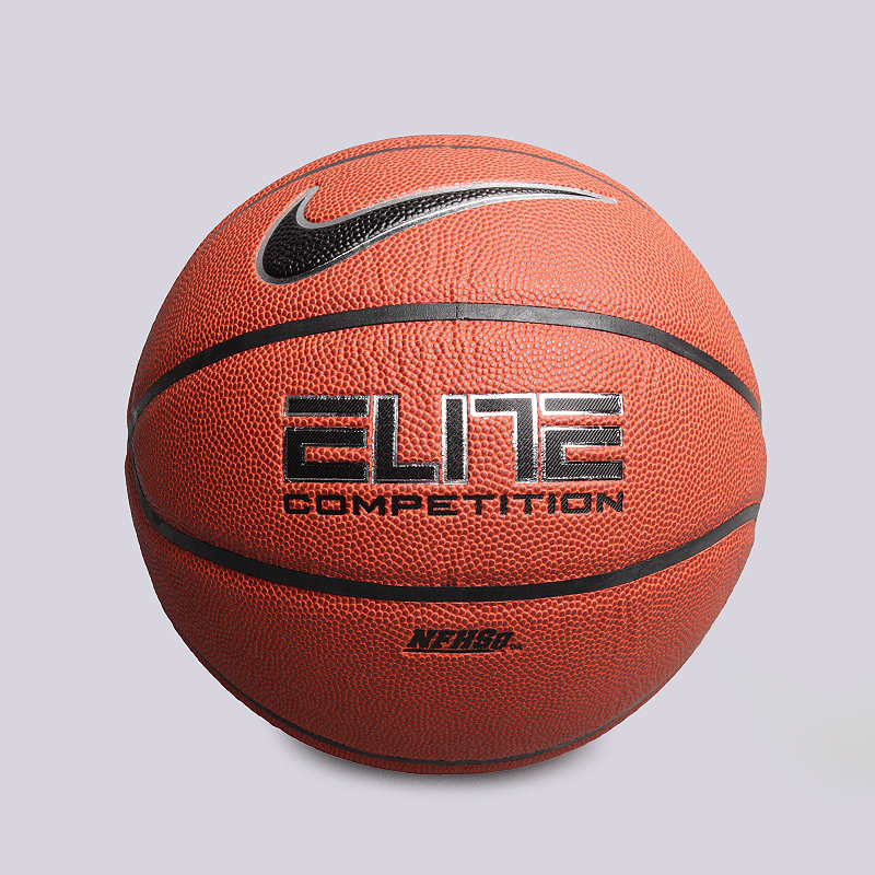 Мяч Nike №6Мячи<br>Резина, синтетика<br><br>Цвет: Оранжевый<br>Размеры US: 6