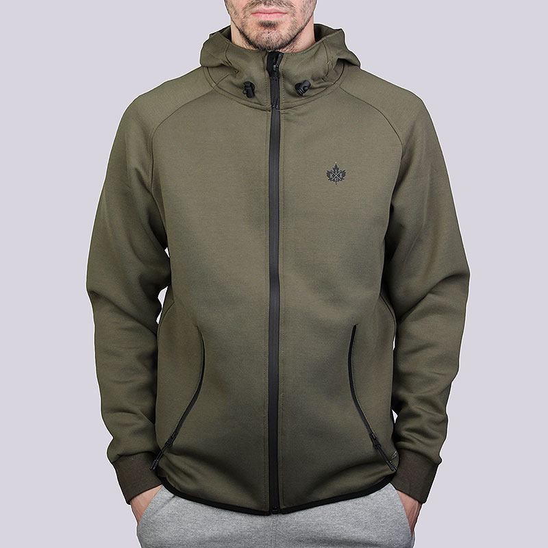 Толстовки K1X Core Spirit Zipper Hoody