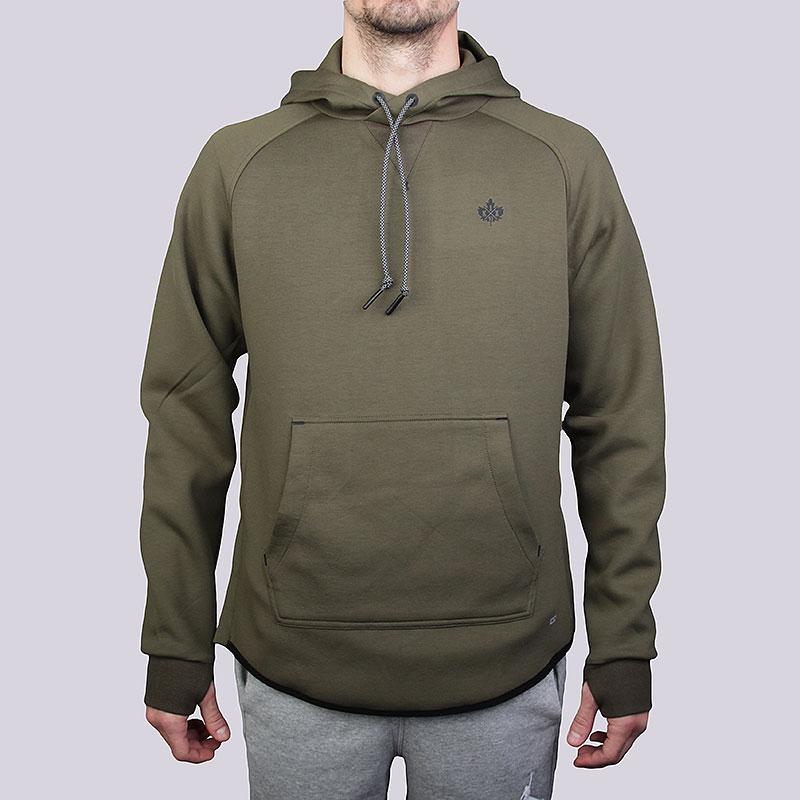 Толстовка K1X Core Spirit HoodyТолстовки свитера<br>Полиэстер, эластан, хлопок<br><br>Цвет: Зелёный<br>Размеры US: S;M;XL<br>Пол: Мужской