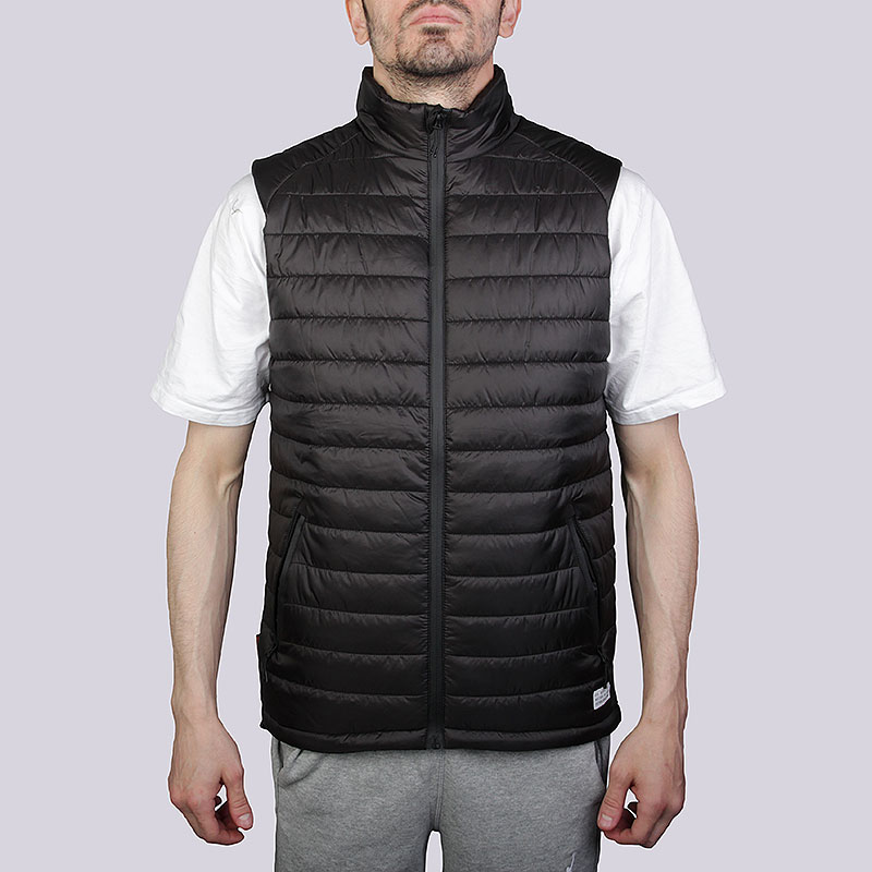 Жилет K1X Core Sprint VestКуртки, пуховики<br>Полиэстер<br><br>Цвет: Чёрный<br>Размеры US: S;M<br>Пол: Мужской