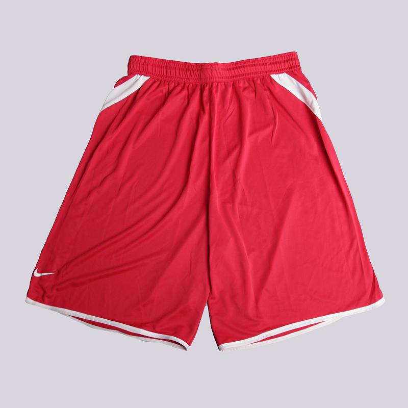 Шорты Nike Dri FitШорты<br>100% полиэстер<br><br>Цвет: Красный<br>Размеры US: XLT;2XL;2XLT;3XL<br>Пол: Мужской