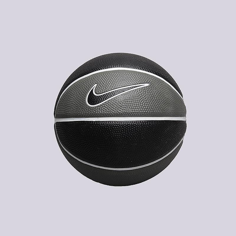 Мяч Nike 3Мячи<br>Резина<br><br>Цвет: Чёрный<br>Размеры US: 3
