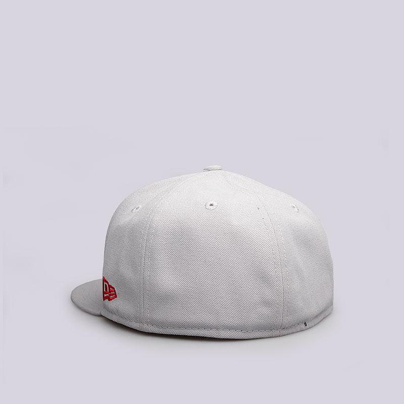 мужскую серую  кепка k1x at large tag 59/50 1800-0110/8605 - цена, описание, фото 3