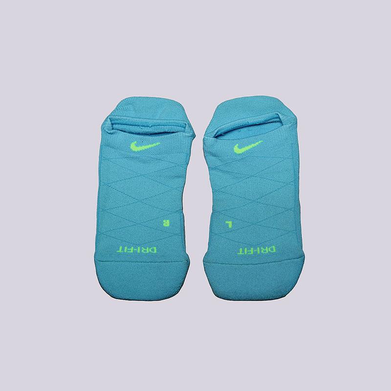 Носки Nike WMNS Training LightweightsНоски<br>Нейлон, полиэстер, эластан<br><br>Цвет: Голубой<br>Размеры US: S;M<br>Пол: Женский
