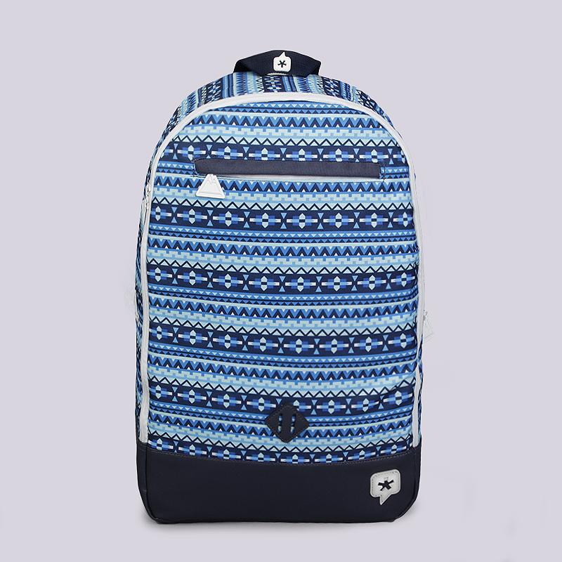 Рюкзак True spin ScalpСумки, рюкзаки<br>100% полиэстер<br><br>Цвет: Синий<br>Размеры : OS