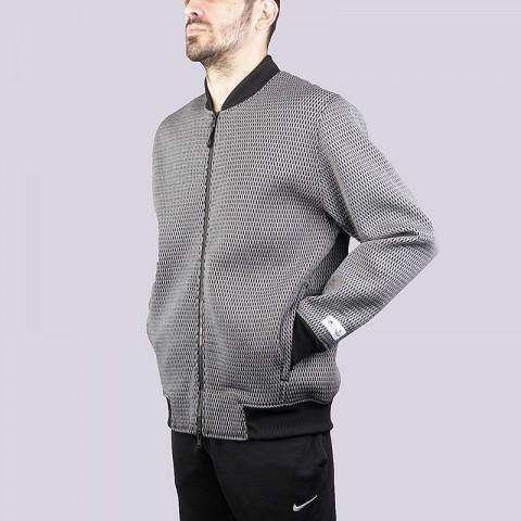 мужскую серую  куртку adidas aarc spcr bmb BQ1698 - цена, описание, фото 2
