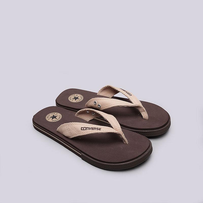 мужские коричневые  сланцы converse ct sandal 1X698 - цена, описание, фото 2