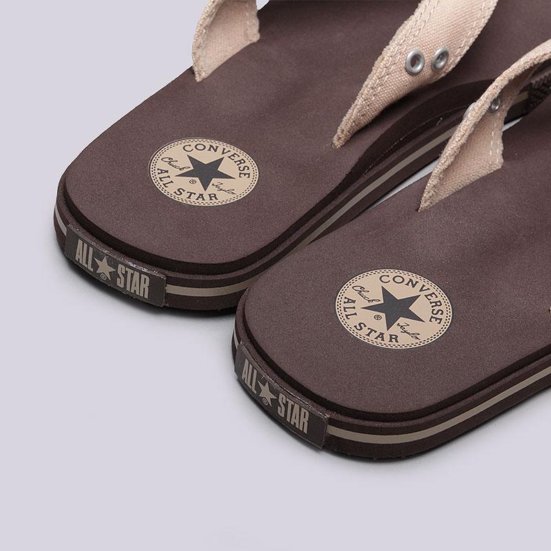 мужские коричневые  сланцы converse ct sandal 1X698 - цена, описание, фото 3