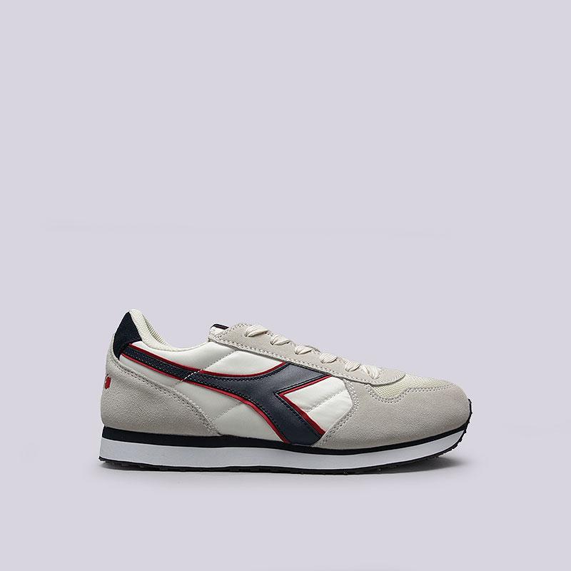 Кроссовки  Diadora K-Run IIКроссовки lifestyle<br>Кожа, текстиль, резина<br><br>Цвет: Бежевый<br>Размеры UK: 7.5<br>Пол: Мужской