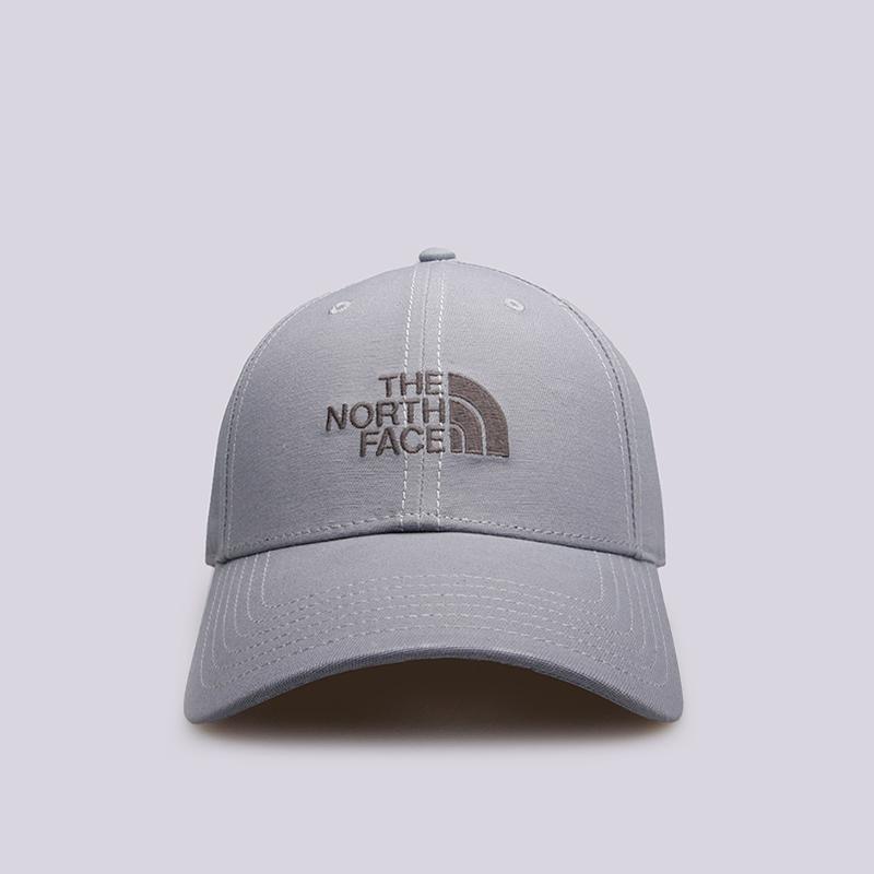 Кепка The North Face 66 Classic HatКепки<br>100% хлопок<br><br>Цвет: Серый<br>Размеры US: OS