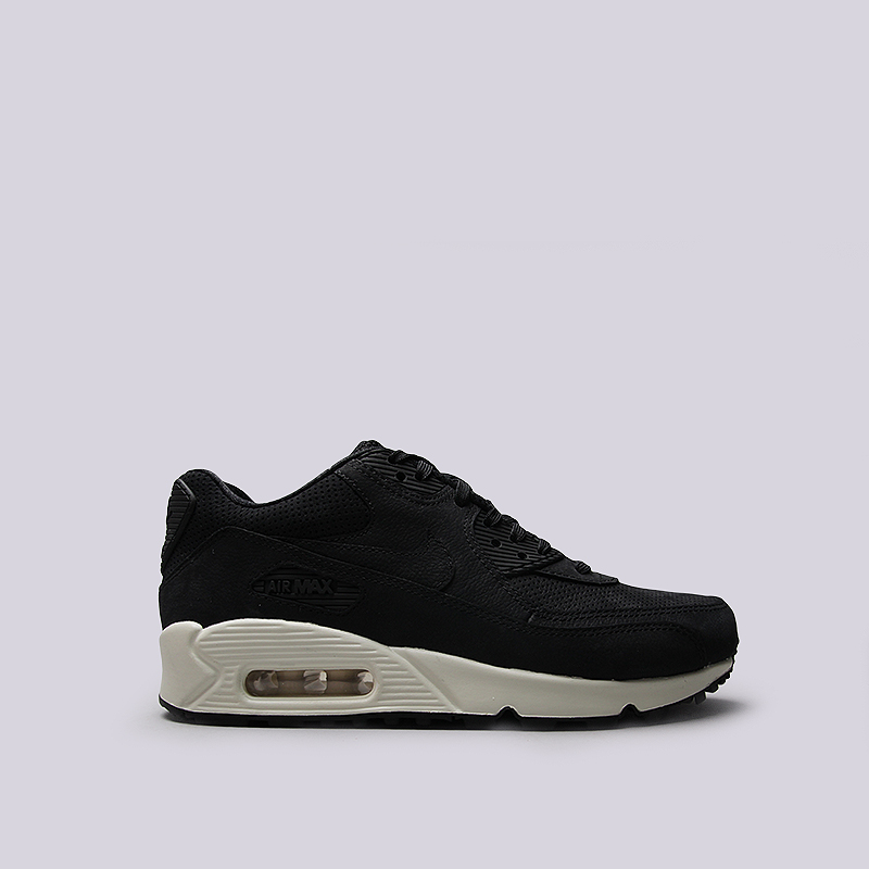 Кроссовки Nike Sportswear WMNS Air Max 90 PinnacleКроссовки lifestyle<br>Кожа, текстиль, резина<br><br>Цвет: Черный<br>Размеры US: 6;7;7.5;8;8.5;9;9.5<br>Пол: Женский