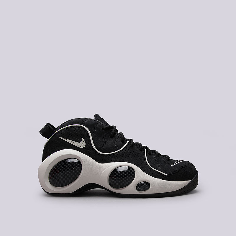Кроссовки  Nike Sportswear Lab Zoom Flight 95Кроссовки lifestyle<br>Кожа, резина, текстиль, пластик<br><br>Цвет: Чёрный<br>Размеры US: 8;8.5;9;9.5;10;11;11.5<br>Пол: Мужской