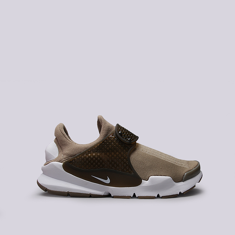 Кроссовки Nike Sportswear Sock Dart KJCRDКроссовки lifestyle<br>Текстиль, резина, пластик<br><br>Цвет: Коричневый<br>Размеры US: 11;12;13;14<br>Пол: Мужской