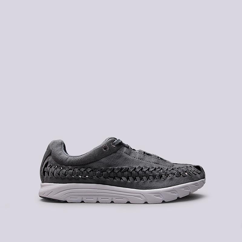 Кроссовки Nike Sportswear Mayfly WovenКроссовки lifestyle<br>Кожа, текстиль, резина<br><br>Цвет: Серый<br>Размеры US: 8.5;9;9.5;10;10.5;11;11.5;12<br>Пол: Мужской