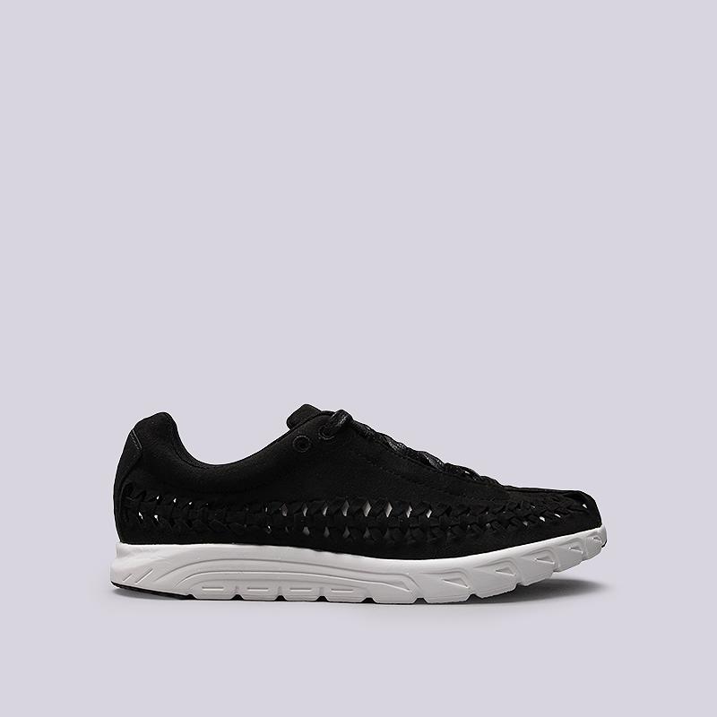 Кроссовки Nike Sportswear Mayfly WovenКроссовки lifestyle<br>Кожа, текстиль, резина<br><br>Цвет: Черный<br>Размеры US: 8;8.5;9;9.5;10;10.5;11<br>Пол: Мужской
