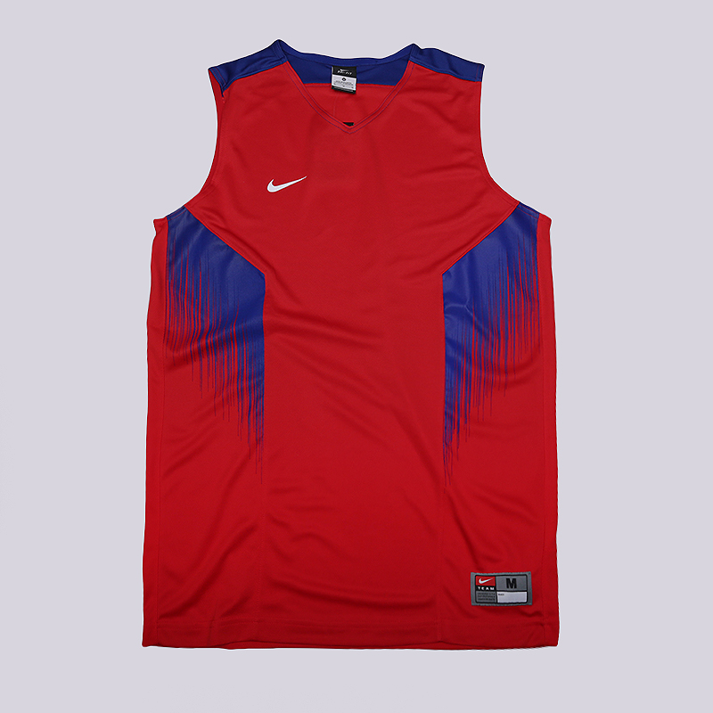 Майка Nike CSKA Moscow Replica JerseyБезрукавки<br>100% полиэстер<br><br>Цвет: Красный, синий<br>Размеры US: S;M;L;XL<br>Пол: Мужской