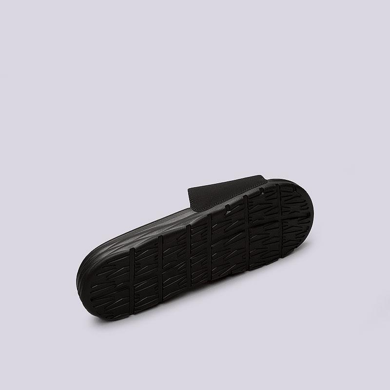 c0f8b6c5 мужские чёрные сланцы nike benassi solarsoft sb 840067-001 - цена,  описание, фото