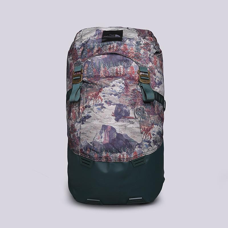 Рюкзак The North Face Homsted Roadtripper 30LСумки, рюкзаки<br>Полиэстер<br><br>Цвет: Зеленый<br>Размеры US: OS