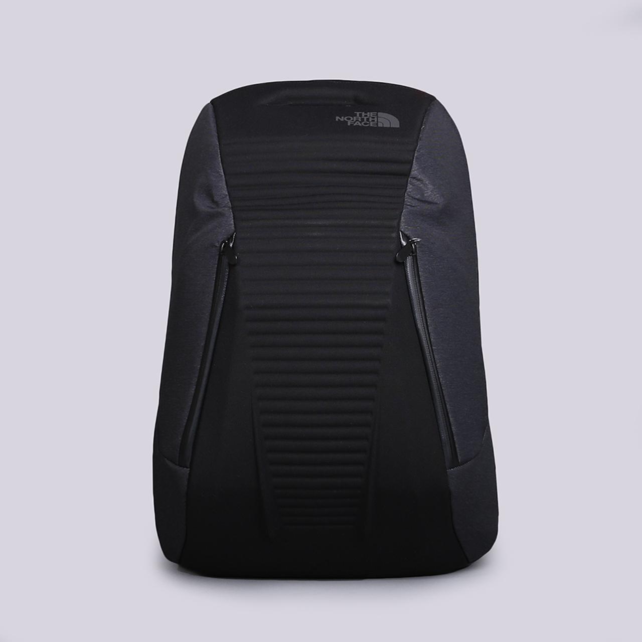 Рюкзак The North Face Access Pack 22LСумки, рюкзаки<br>Нейлон, полиэстер<br><br>Цвет: Черный, серый<br>Размеры US: OS
