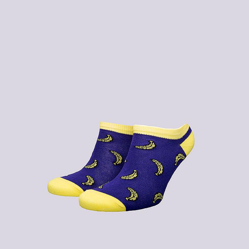 Носки Запорожец heritage БананНоски<br>Хлопок, эластан<br><br>Цвет: Фиолетовый<br>Размеры : OS<br>Пол: Мужской