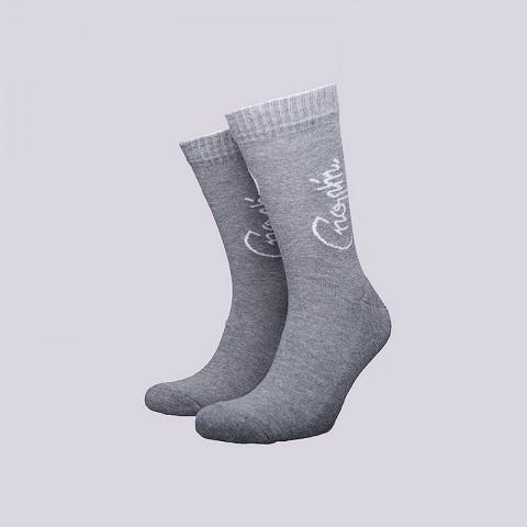мужские серые  носки запорожец heritage спорт Спорт-сер/меланж - цена, описание, фото 1