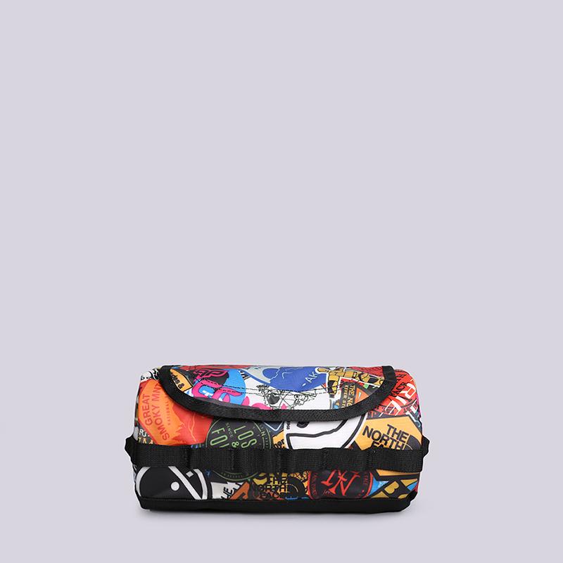 Сумка дорожная The North Face BC Travl Cnster-SСумки, рюкзаки<br>Полиэстер, нейлон<br><br>Цвет: Черный<br>Размеры US: OS