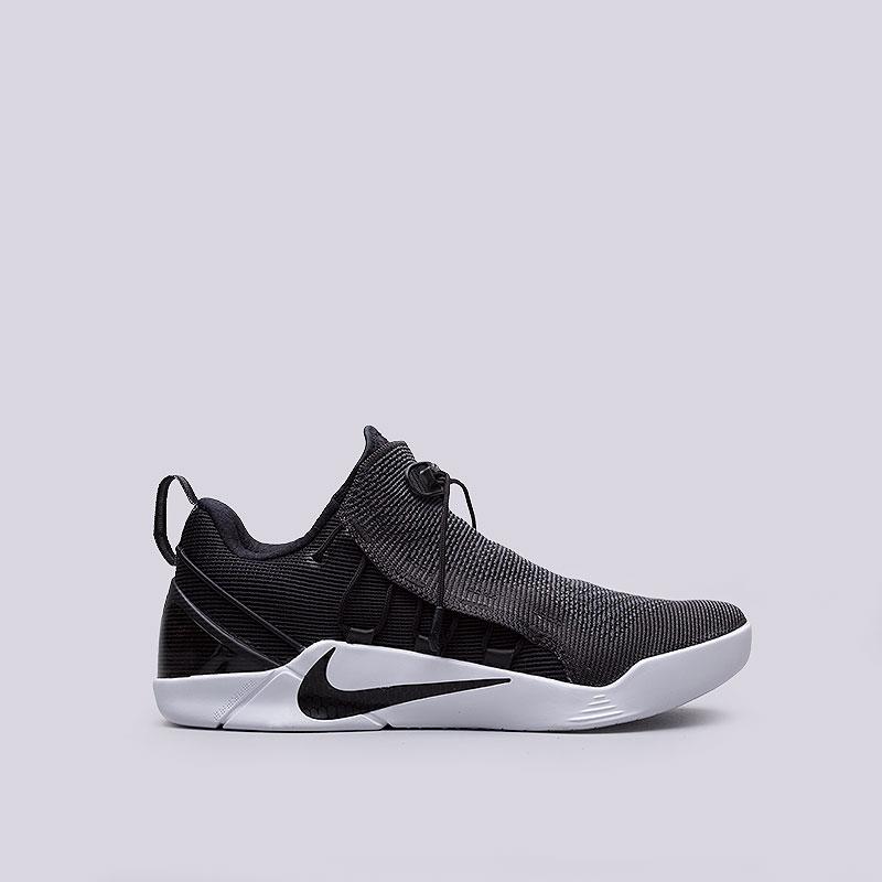 Кроссовки Nike Kobe A.D. NXTКроссовки баскетбольные<br>Текстиль, синтетика, резина, пластик<br><br>Цвет: Чёрный<br>Размеры US: 8.5<br>Пол: Мужской