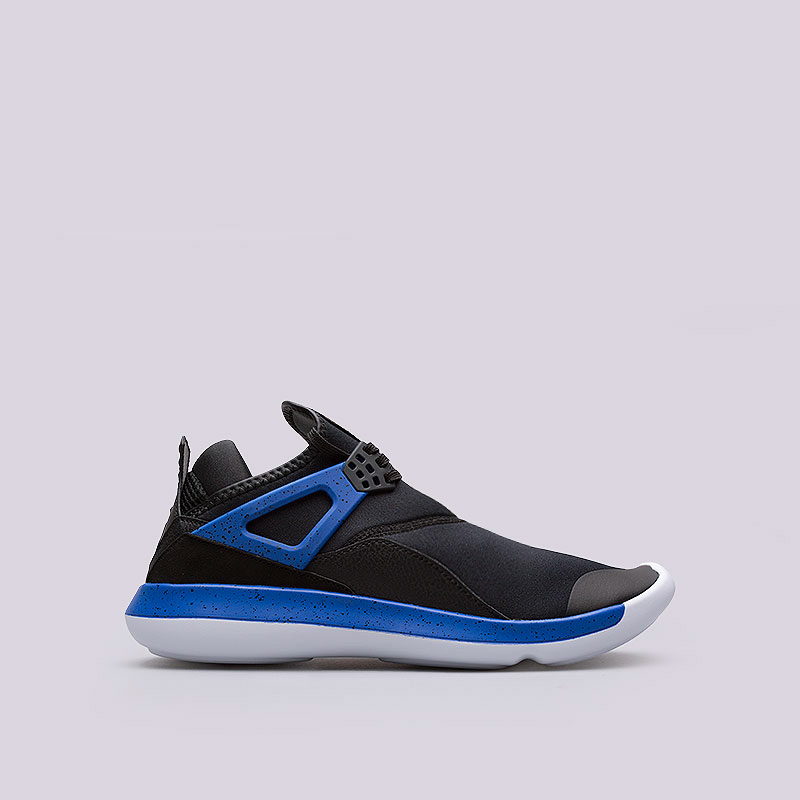 Кроссовки Jordan Fly `89Кроссовки lifestyle<br>Текстиль, синтетика, пластик<br><br>Цвет: Чёрный<br>Размеры US: 10<br>Пол: Мужской