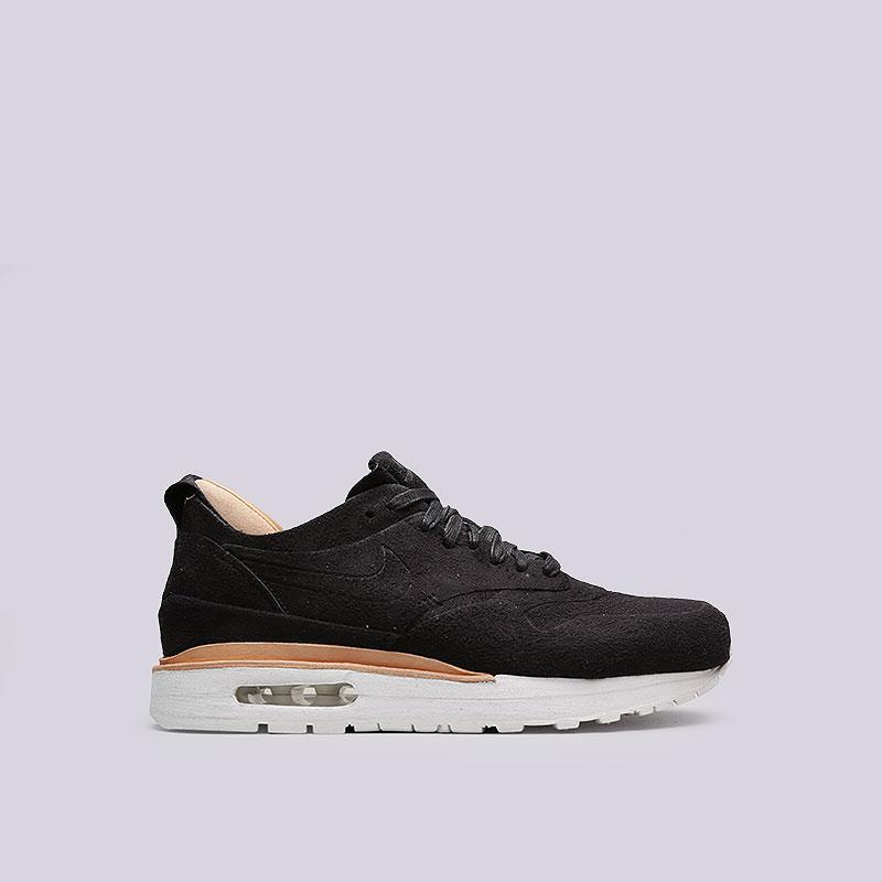 Кроссовки Nike Air Max 1 RoyalКроссовки lifestyle<br>Текстиль, резина<br><br>Цвет: Черный<br>Размеры US: 8;8.5<br>Пол: Мужской