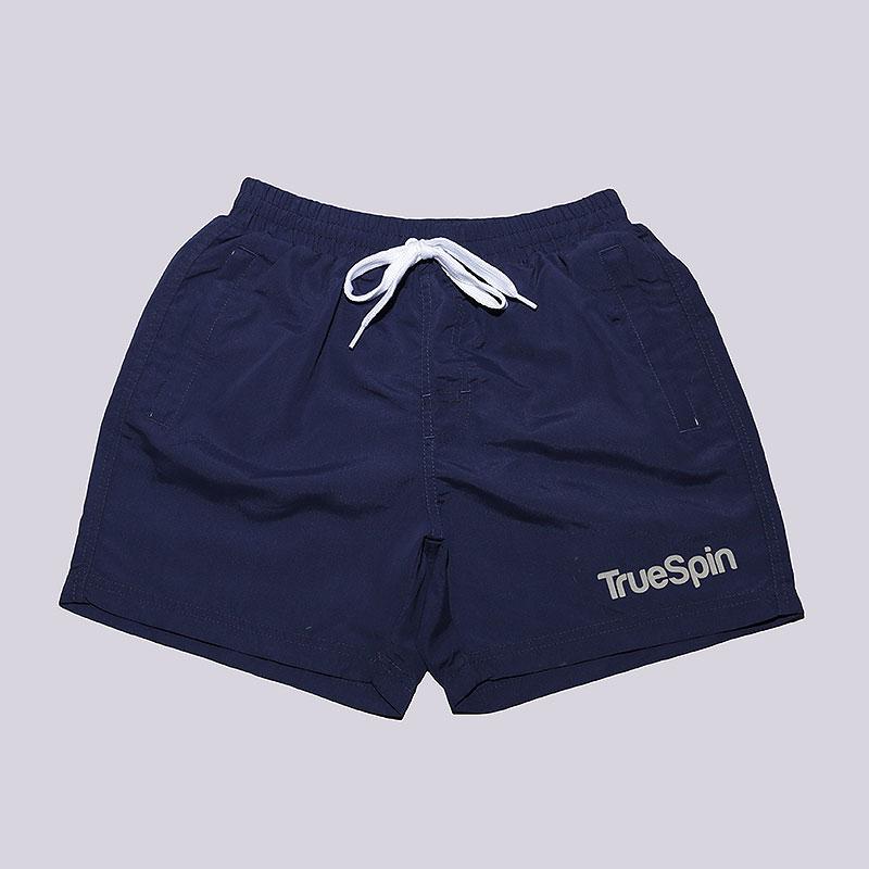 Шорты True spin Basics Swim ShortsШорты<br>Полиэстер<br><br>Цвет: Синий<br>Размеры : S;M;L<br>Пол: Мужской