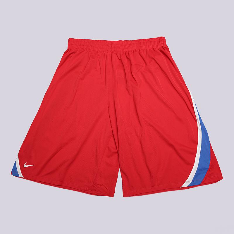 Шорты Nike RedШорты<br>100% полиэстер<br><br>Цвет: Красный<br>Размеры US: XXLT<br>Пол: Мужской