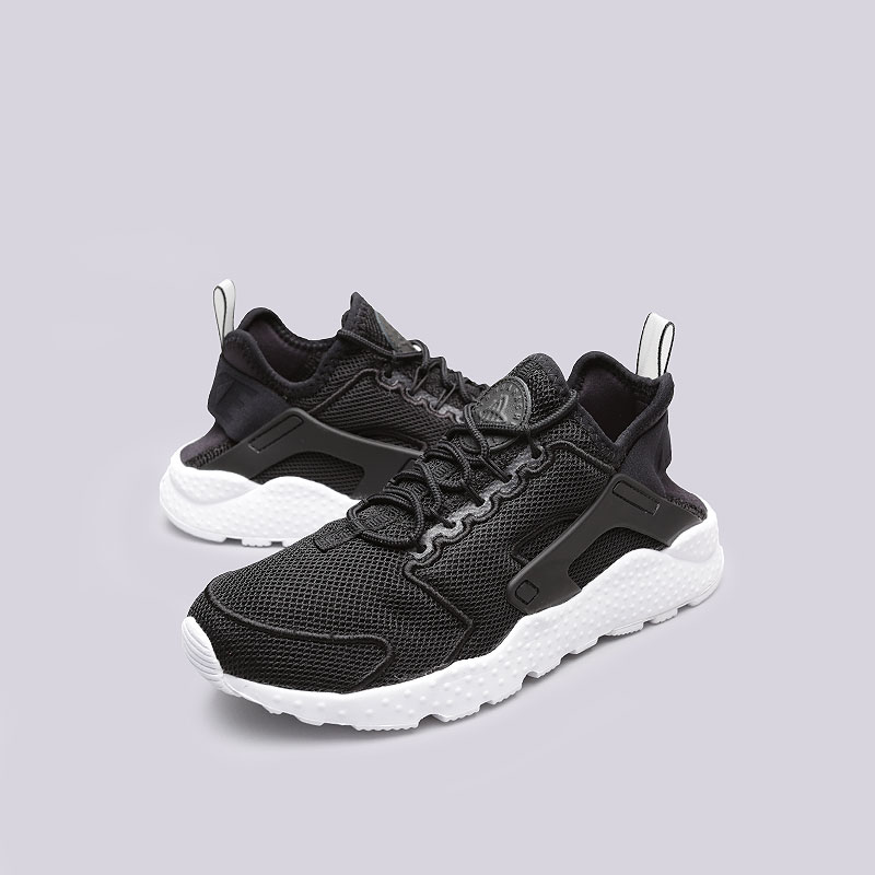 the best attitude 57d6e d7db4 женские чёрные кроссовки nike wmns air huarache run ultra br 833292-004 -  цена,