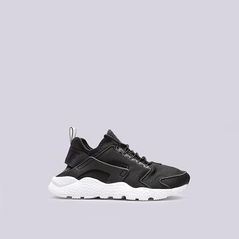 Кроссовки Nike Sportswear WMNS Air Huarache Run Ultra BRКроссовки lifestyle<br>Текстиль, пластик, резина<br><br>Цвет: Чёрный<br>Размеры US: 6;6.5;7;7.5;8;8.5;9<br>Пол: Женский