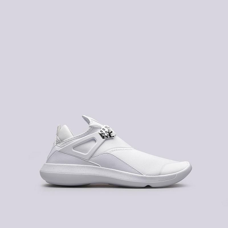 Кроссовки Jordan Fly `89Кроссовки lifestyle<br>Текстиль, синтетика, пластик<br><br>Цвет: Белый<br>Размеры US: 12.5<br>Пол: Мужской