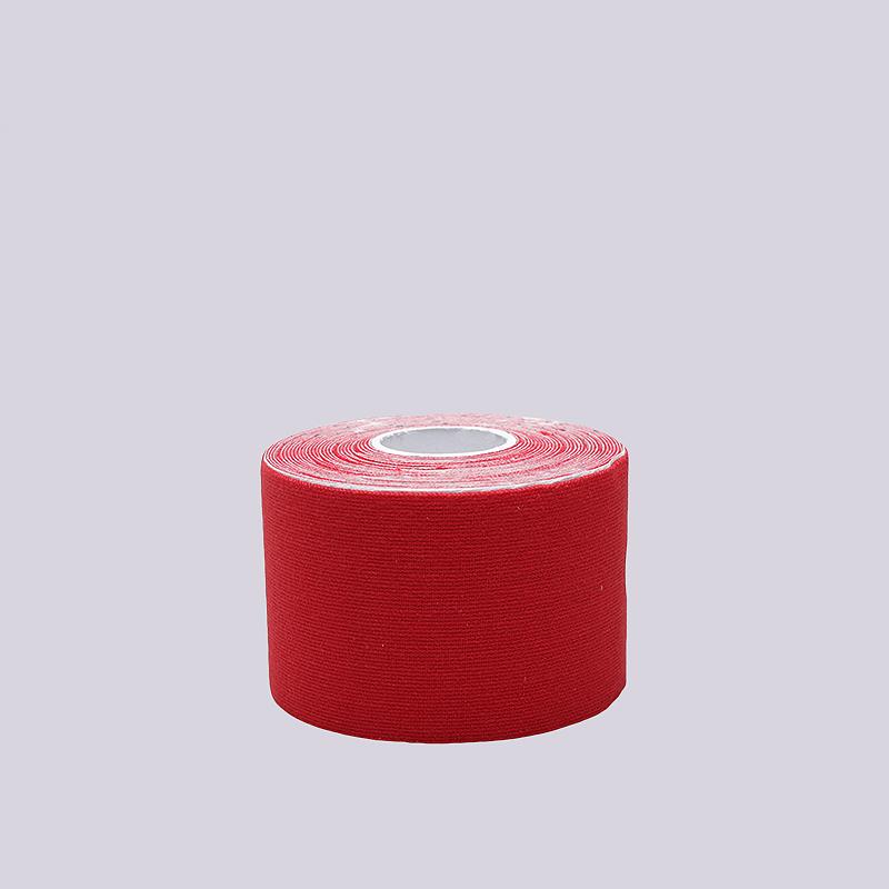красный  тейп кинезио x-tape precute 5м*5см Precute-красный - цена, описание, фото 1