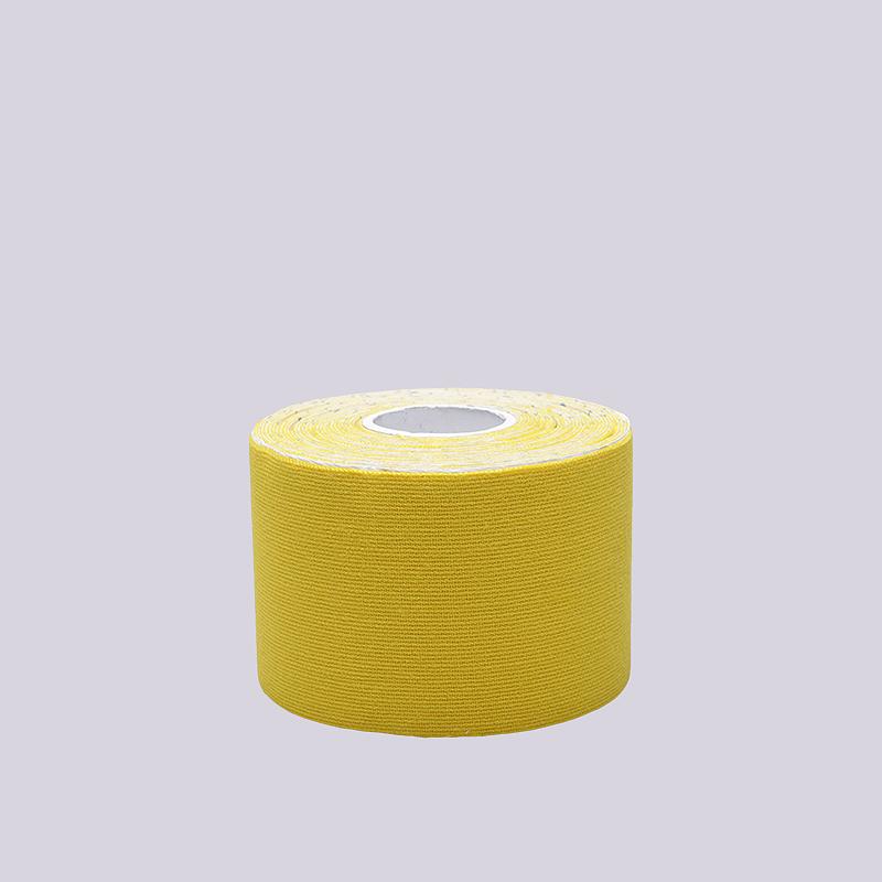 желтый  тейп кинезио x-tape precute 5м*5см Precute-желтый - цена, описание, фото 1