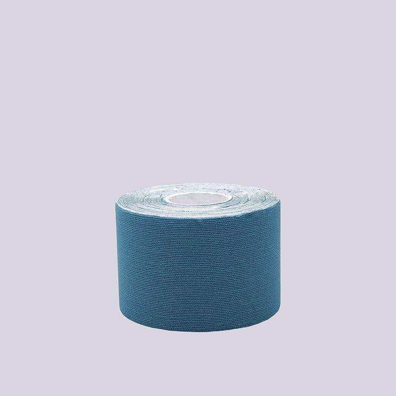 синий  тейп кинезио x-tape precute 5м*5см Precute-синий - цена, описание, фото 1