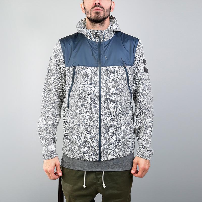 Куртка The North Face 1990 Se MNT JKTКуртки, пуховики<br>100% полиэстер<br><br>Цвет: Синий, бежевый<br>Размеры US: M;L;XL<br>Пол: Мужской