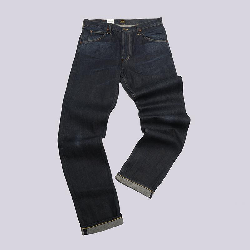 Джинсы Lee 101 ZБрюки и джинсы<br>100% хлопок<br><br>Цвет: Синий<br>Размеры : 33/34<br>Пол: Мужской