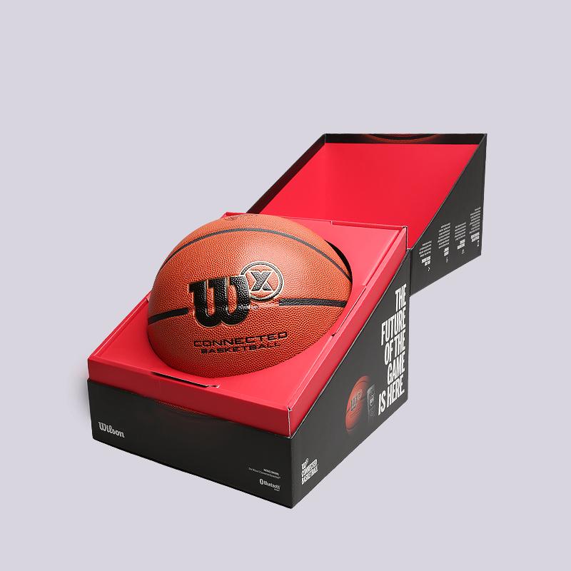 Мяч №7 Wilson Connected BasketballМячи<br>Резина<br><br>Цвет: Оранжевый<br>Размеры : 7