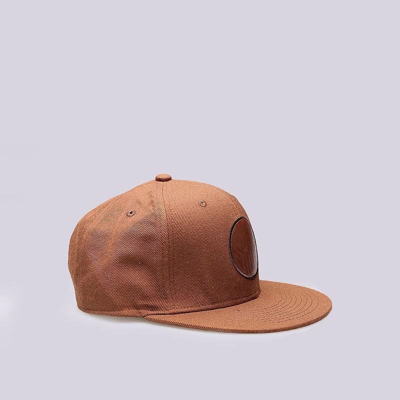 коричневую  кепка skills 4 Skills 04-brown - цена, описание, фото 2